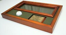 NEW Hole in One Frame Plaque that holds a golf ball / Score card Free Engraving