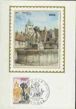 Frankrijk FDC Carte 1971 (027) - Dole
