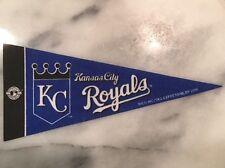 """Kansas City Royals Mini Felt Pennant 9"""" Mlb"""