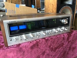 Pioneer SX-737 Vintage AM/FM Stereo Receiver