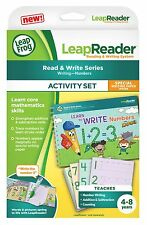 LeapReader Read & Write Series: Writing - Numbers