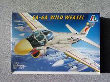 "Italeri 1:72 Grumman EA-6A Intruder ""Wild Weasel"" Kit Nr. 051"