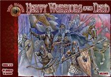 ALLIANCE FIGURES 1/72 HEAVY WARRIORS OF THE DEAD FIGURES (40) 72012