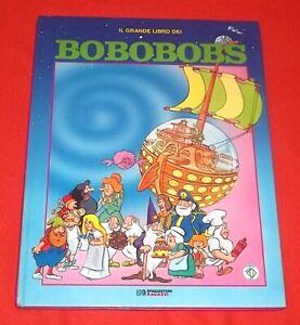 IL GRANDE LIBRO DEI BOBOBOBS DE AGOSTINI AMZ '90