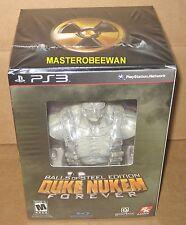 PS3 Duke Nukem Forever Balls Of Steel Edition New Sealed (PlayStation 3, 2011)