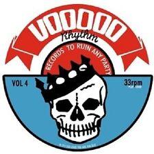 VOODOO RHYTHM COMPILATION VOL.4  CD NEU