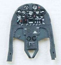 CAUDRON CR 714 PHOTOETCHED, COLORED INSTRUMENT PANEL TO HELLER, RS #7217 YAHU
