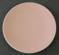 Sasaki Japan Vignelli Colorstone Coral Glossy Salad Plate New