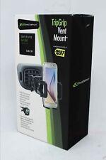 Bracketron TripGrip Car Vent Mount Holder for Most Mobile Phones - Black - NEW !