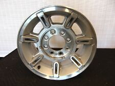 "GM  2008-2009 HUMMER H 2 OEM 17"" INCH  WHEEL #1 RIM 9594459- WHEELS & RIMS"