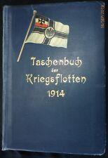 Weyer : Taschenbuch der Kriegsflotten,1914