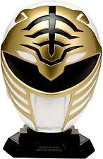 Power Rangers Mighty Morphin Legacy White Ranger Helmet [Quarter Scale]