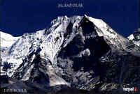 Mount EVEREST NEPAL Postkarte Postcard Himalaya Himalaja Island Peak Dingboche