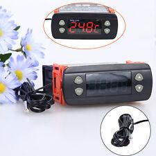 Digital Temperature Control Controller -50℃-110℃ 220V 10A Thermostat with Sensor