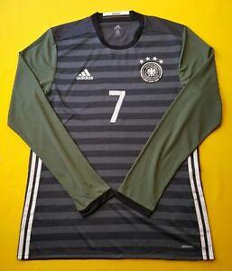 Germany match issue jersey adizero 2016 long sl. shirt AA0112 Adidas ig93