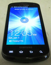 Samsung Galaxy S Stratosphere SCH-I405 - 4GB - (Verizon) Smartphone Sold As Is