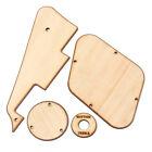 Bois d'érable Les Paul Usa Pickguard Truss Control Covers Gibson Lp for sale