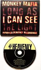 MONKEY MAFIA - Long As I Can See The Light (CD Single) (VG-/VG-)