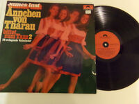 Sammlung / Konvolut James Last - Ännchen von Tharau bittet zum Tanz 2 LP Vinyl