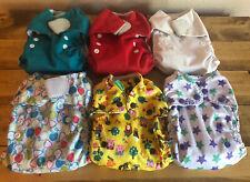 New ListingTots Bots Aio Cloth Diaper Lot