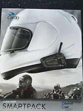 Cardo Scala Rider Smartpack Duo Motorcycle Helmet Bluetooth Intercom Headset