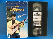 Clambake     VHS tape & sleeve