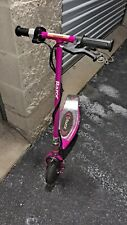 Razor E100 Electric Scooter pink.w/box & charger