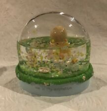 New 1992 Enesco Precious Moments 494844 He Is My Inspiration Waterball