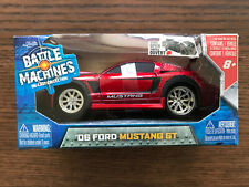 Jada Battle Machines 1:32 '06 Ford Mustang Red