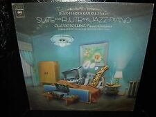 JEAN-PIERRE RAMPAL, Flutist –  SUITE FOR FLUTE AND JAZZ PIANO LP