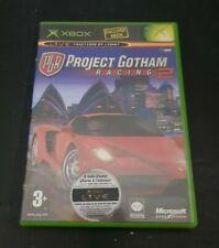 XBOX - PROJECT GOTHAM RACING 2 - SANS NOTICE