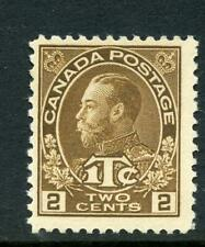 Canada 1916 War Tax perf 12 2c + 1c brown Die I SG238 fine MNH cat £375 for MM