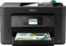Epson WorkForce Pro WF-4720 Wireless All-In-One Inkjet Printer Black C11CF74201