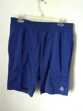 Reebok Sportswear Men's Jersey Club Shorts Size Large Blue New Nwt Nib Free
