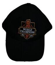 2014 San Francisco Giants World Series Champions Cap Hat Adjustable SGA 2015