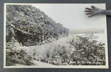 BEAR MT. BRIDGE HIGHWAY, Vintage RPPC