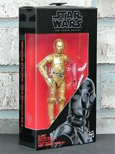"""C 3PO RESISTANCE BASE Rogue One A Star Wars Story Black Series 6"""" Action Figure"""