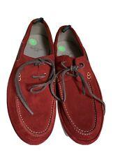 Paula Smith Maroon shoes 7