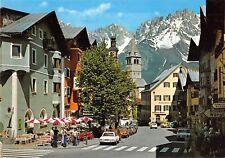 GG7718 kitzbuhel blick auf wilden kaiser tirol austria