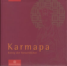 Karmapa - König der Verwirklicher, tib. Buddhismus, NEU