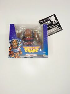 Boss Fight Studio Bucky O'Hare BRUISER Small Scratch On Plastic  On A Box