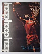 Hoop NBA Magazine 12/11/1979 Chicago Bulls vs Portland Trailblazers