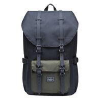 KAUKKO Unisex Travel Bag Laptop Backpack Computer Notebook School Bag Hiking Bag