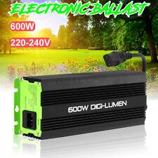 Horticulture Electronic Watt Dimmable Digital Grow Light Ballast for MH HPS