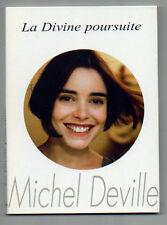 MICHEL DEVILLE - LA DIVINE POURSUITE - ANTOINE DE CAUNES EMMANUELLE SEIGNER -DVD