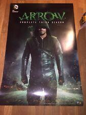 "Arrow Season 3 Poster DC Comics 24"" X 36"""
