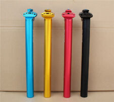 Aluminium Bicycle Seatpost Road Mountain Bike MTB Seat Post 4 Colors Seat Tube