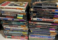 120 DVD Movies Assorted Wholesale Lot Bulk Used DVDs 120 ALL MOVIES! $2,100 MSRP