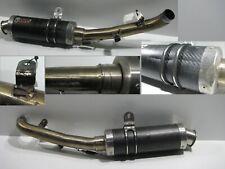 Auspuff-Endtopf links MIVV Schalldämpfer Exhaust Kawasaki Z 1000, ZRT00B, 07-09