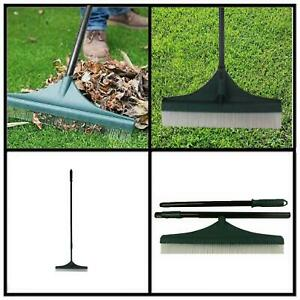ARTIFICIAL GRASS RAKE BRUSH FOR ARTIFICIAL LAWN WITH REINFORCED HANDLE